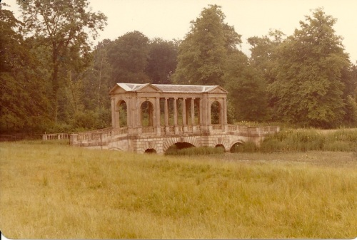 Palladian Bridge at Prior Park