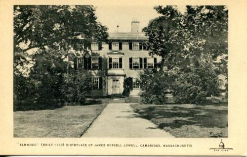 Elmwood c. 1920-39 (CHS archives)