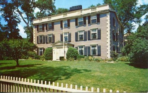 Hooper-Lee-Nichols House c. 1960-69 (CHS archives)