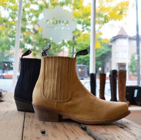 Real cowgirls wear vegan boots from Sudo Shoes